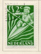 Netherlands 1948-49 Early Issue Fine Used 2c. NW-11725