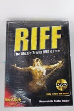 Riff: The Music Trivia DVD Game (DVD / HD Video Game, 2005)