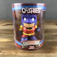 "DC COMICS OOSHIES Batman Zur En Arrh 4"" Action Figure Vinyl Superhero Toy"