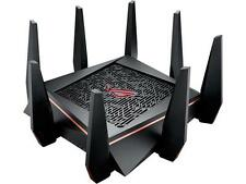 ASUS ROG Rapture Wireless-AC5300 Tri-band Gaming Router - Best Solution for VR G