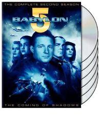 DVD y Blu-ray DVD: 5 Babylon 5