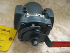 VAL-MATIC, FNPL PLUG VALVE, 2 inches CAST IRON, #5802RTL, BRAND NEW