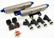 Fit WRX EJ20 EJ25 STI LGT Outback Impreza Subaru 1000cc Bosch Fuel injectors