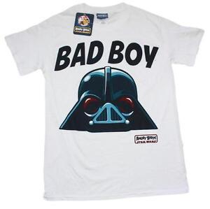 Angry Birds - Star Wars Bad Boy - Men's - Unisex T Shirts
