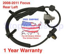 New ABS Wheel Speed Sensor for 2008 - 2011 Ford Focus Rear Back Left Driver Side