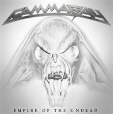 Empire of The Undead 4029759093701 by Gamma Ray CD With DVD