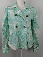 Roxy Womens Mint Julep Lined Jacket Size Medium