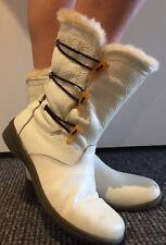 UGG Australia Leather Boots