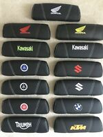IN STOCK NOW - MOTORCYCLE PASSENGER BACKREST PAD TOPBOX LUGGAGE CASES