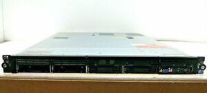 HP ProLiant DL360 G6 4 Bay Server Xeon Quad Core E5504 @ 2.00GHz / 2x 146GB HDD