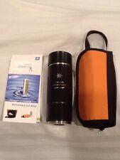 *SALE Black Alkaline Energy Flask, Alkalizing Water Bottle, Nanometer Energy Cup