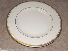 """Syracuse China USA made Monticello 4 Salad Plates 8"""" Ivory Gold buy up to 4 sets"""