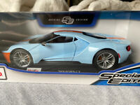 Maisto 1:18 Scale Special Edition Diecast Model Car - 2019 Ford GT