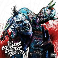 Continuous Evilution Of Life's ?'s - Twiztid (2017, CD NEUF) Explicit Version