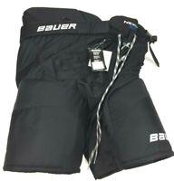 Bauer Nexus 800 Women's Ice Hockey Short Pants Black Size XL