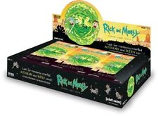 RICK & MORTY - Season 1 Factory Sealed Trading Cards Hobby Box (Cryptozoic) #NEW
