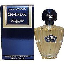 Shalimar Guerlain Eau De Cologne Spray 75 Ml 2.5 FL Oz France
