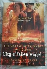 City of Fallen Angels The Mortal Instruments 4 by Cassandra Clare Supernatural