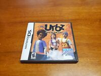 Urbz: Sims in the City (Nintendo DS, 2004) CIB Complete TESTED Fast Shipping