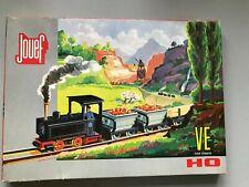 More details for jouef v01 hoe narrow gauge steam engine set, tested working