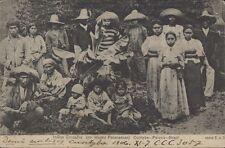 BRAZIL CURITYBA INDIOS COROADOS (NO MUSEU PARANAENSE) ED. ANNIBAL ROCHA & C N°5