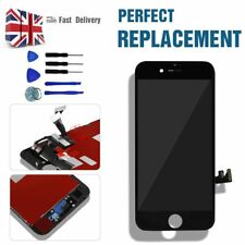 """LCD For iPhone 7 4.7"""" Screen Digitizer Touch Display Black Assembly Replacement"""