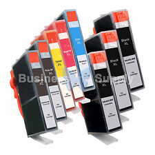 8+ PACK 564 564XL New Ink Cartridge for HP PhotoSmart 7525 B210 C310 C410 C6340