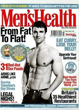 MENS HEALTH MAGAZINE - March 2006
