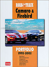 Camaro Trans Am and Firebird Book of 39 Magazine Articles 1993-2000 2001 2002