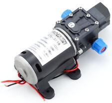 High Pressure Self Priming Water Pump 12V 100W 160Psi 8Lpm for Caravan Camping