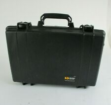 Pelican 1490 Hard Shell Briefcase Laptop Case Water Resistant NO KEYS / INSERTS