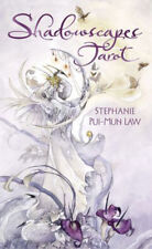 Shadowscapes Tarot Deck Cards New In Box by Llewellyn Fairy Fantasy 2011