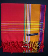 Vêtements traditionnels rouge taille L