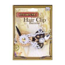 Clip in oro per capelli da donna