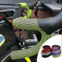 Bike Bicycle Handlebar Tape  MTB Fixed Gear Belt Soft Breathable Anti-Slip