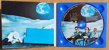 U2 CD Discotheque 3 TRACK UK PICTURE DISC 1997 REMIXES - DIGI-PACK Holy Joe