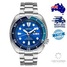 Seiko Prospex Blue Lagoon Turtle Automatic RARE Mens Divers Watch Srpb11 SRPB11K