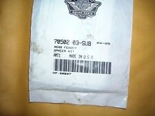 New Harley Davidson Rear Fender Spacer Kit Part # 70502-03-SUB