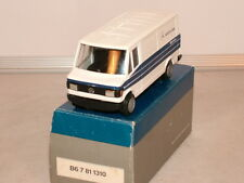 Conrad No 1604 is the model of the Mercedes 307D service van VNMB