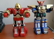 Zeo MegaZord Red BattleZord DX 1997 Power Rangers Zeo In Good Condition