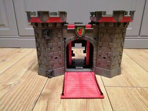 Playmobil Ritter Wolfsritterburg/Ritterburg zum Mitnehmen 4440
