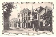 Stuhm Markt Südseite 1914 Ostpreußen