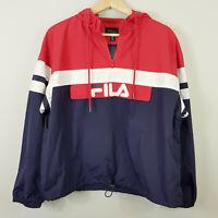 FILA | Womens Lcn Windbreaker Jacket [ Size M or AU 12 / US 8 ]