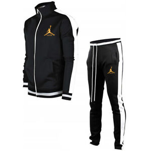 Jordan Hoodies Hosen Langarm Herren Trainingsanzug Sets Basketball Sports