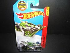 Hot Wheels RD 0-6 160/250 Green 1/64