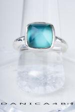 Ippolita  Sterling Silver Wonderland Square Stone Ring, Size 7