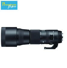 Sigma 150-600mm F5-6.3 DG OS HSM Contemporary For Nikon F Lens Japan Model New