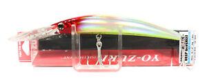 Yo Zuri Crystal Minnow DD 130 mm Floating Lure R1136-HCR (2448)