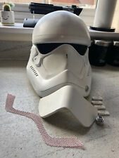 Star Wars TFA First Order Stormtrooper Helmet Kit Movie Film Prop Replica TK