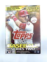 2020 Topps Series Two Baseball Factory Sealed Blaster Box